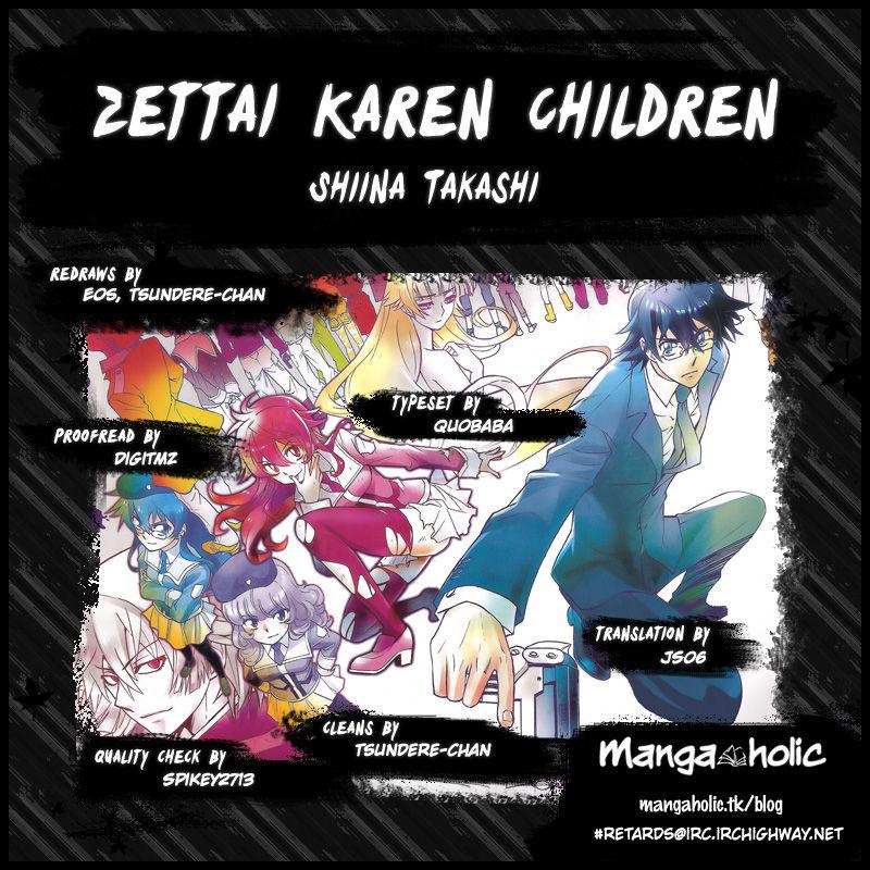 Zettai Karen Children 355 Page 2