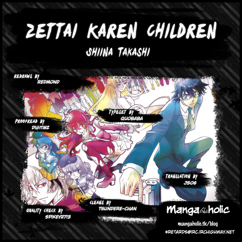 Zettai Karen Children 362 Page 2