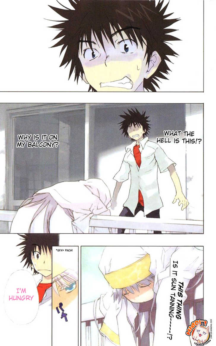 To Aru Majutsu no Index 1 Page 2