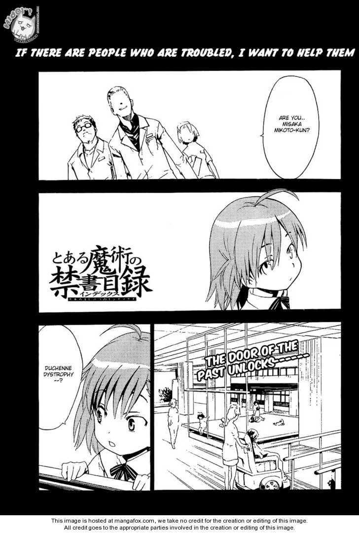 To Aru Majutsu no Index 16 Page 1