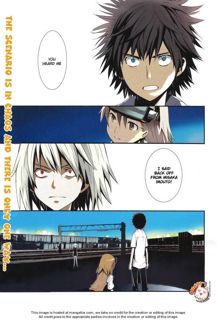 To Aru Majutsu no Index 18 Page 1