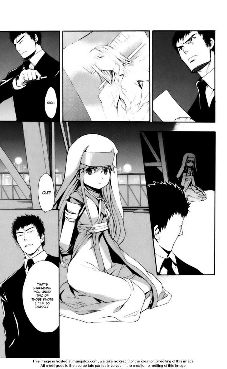 To Aru Majutsu no Index 26 Page 3