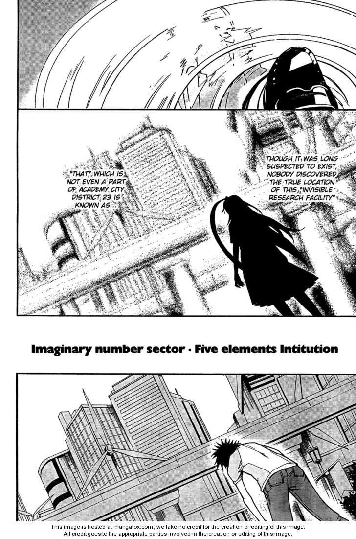 To Aru Majutsu no Index 34 Page 3