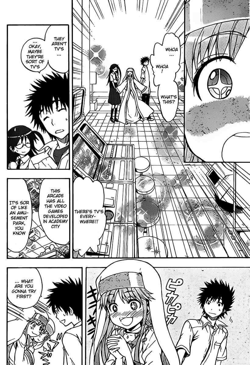 To Aru Majutsu no Index 37 Page 2