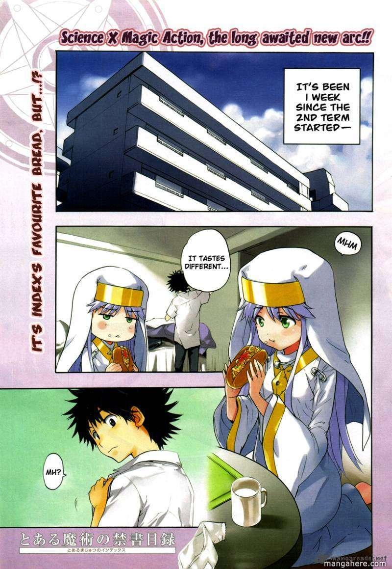 To Aru Majutsu no Index 45 Page 1