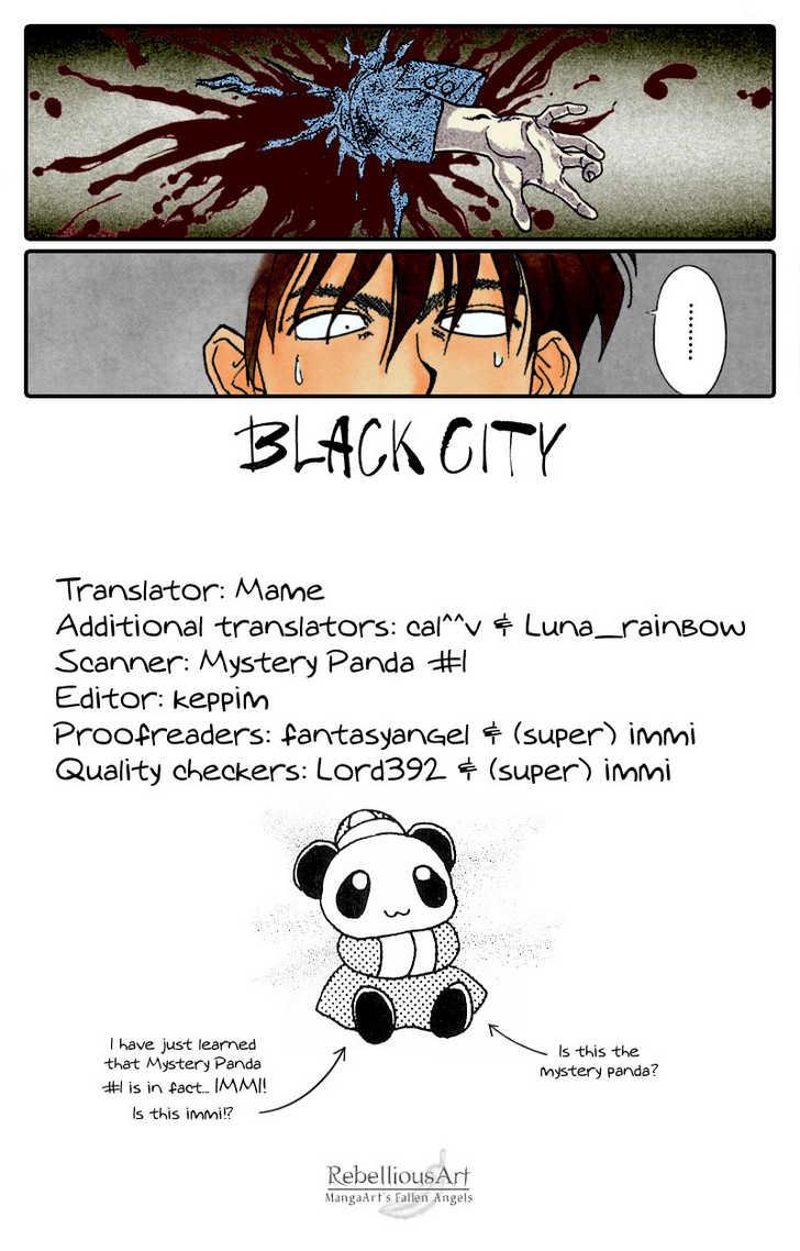 Black City 1 Page 1