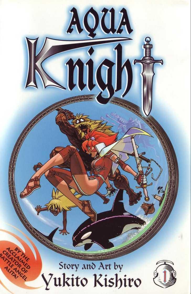 Aqua Knight 1 Page 1