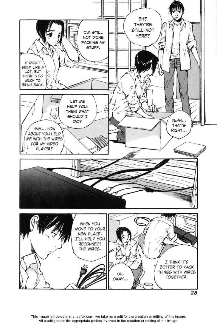 Yesterday wo Utatte 32 Page 3