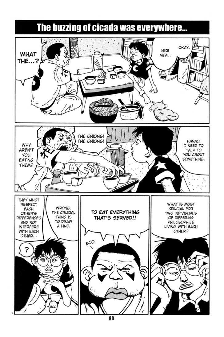 Hanaotoko 5 Page 2