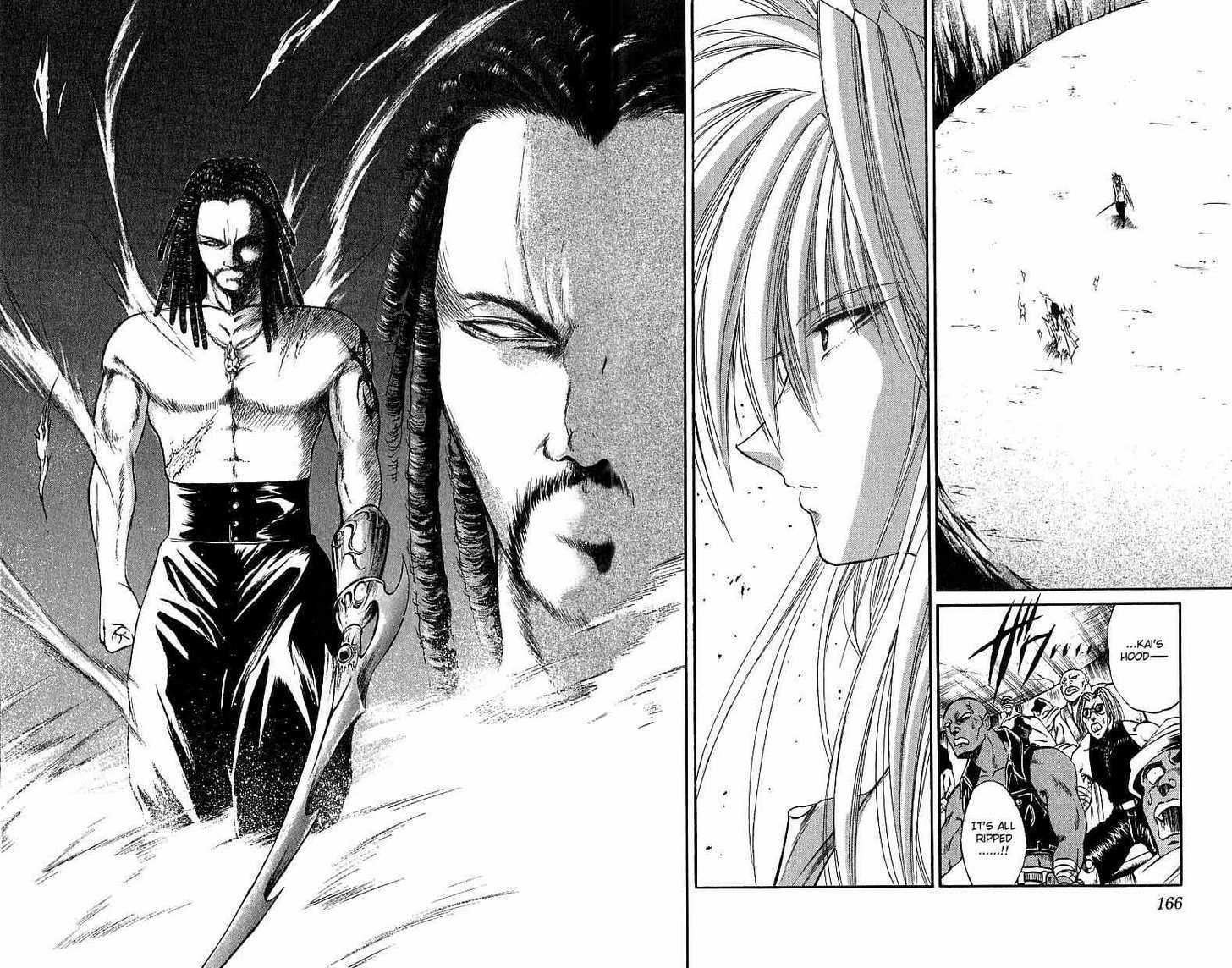Flame of Recca 117 Page 2