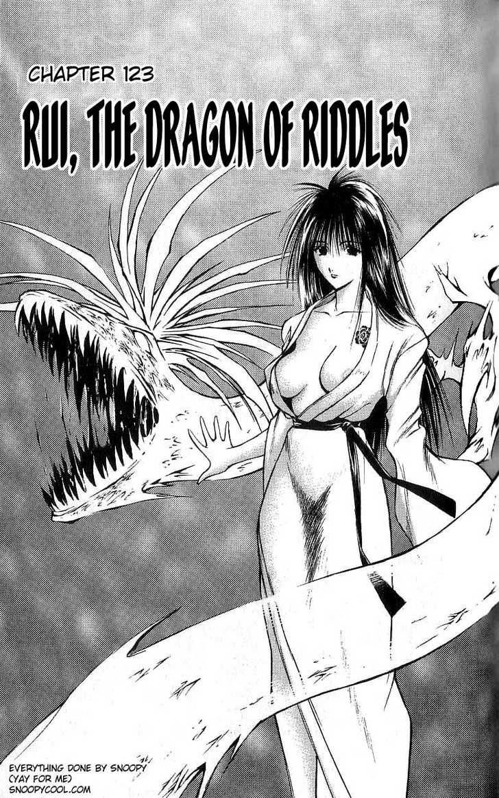 Flame of Recca 123 Page 1