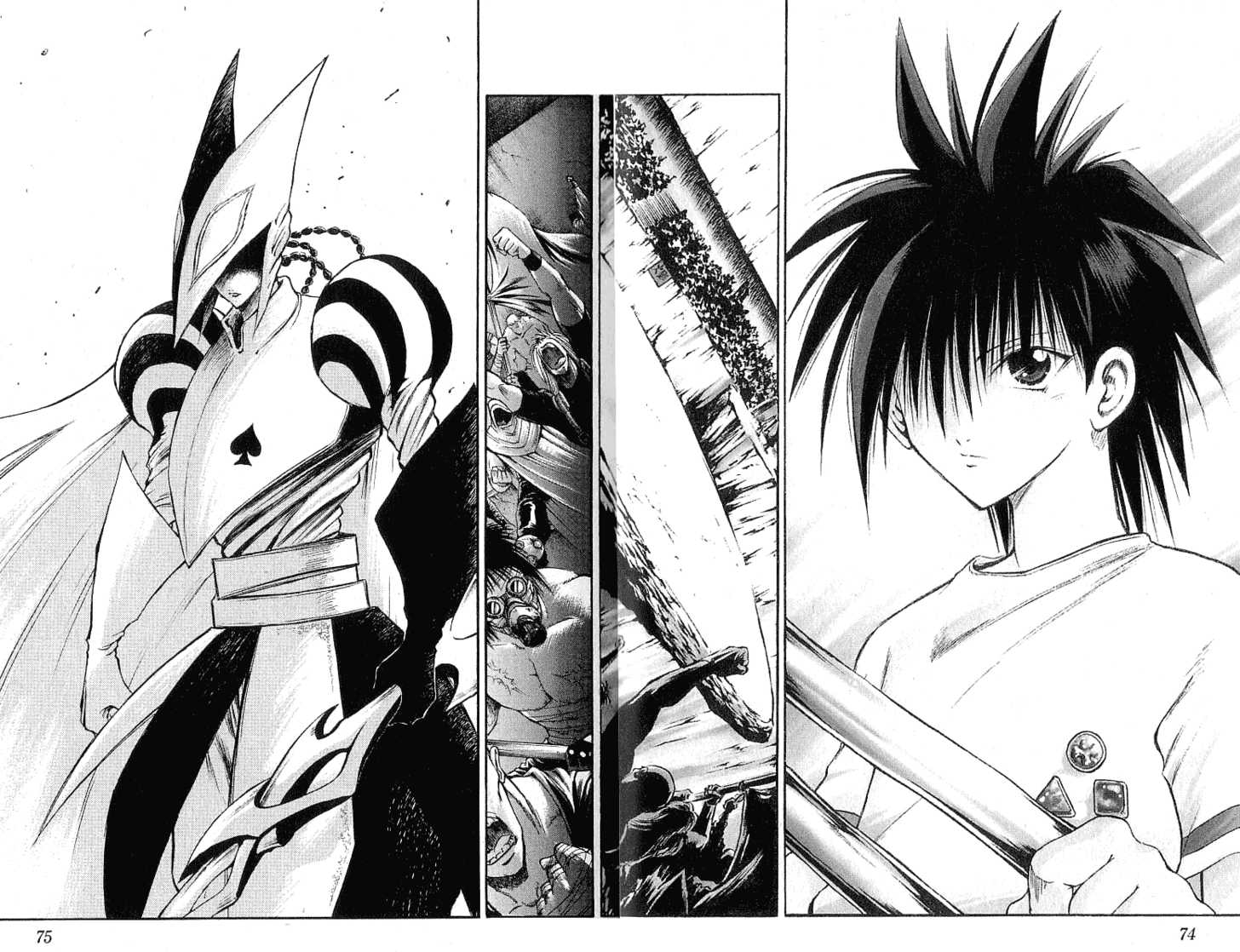 Flame of Recca 132 Page 2