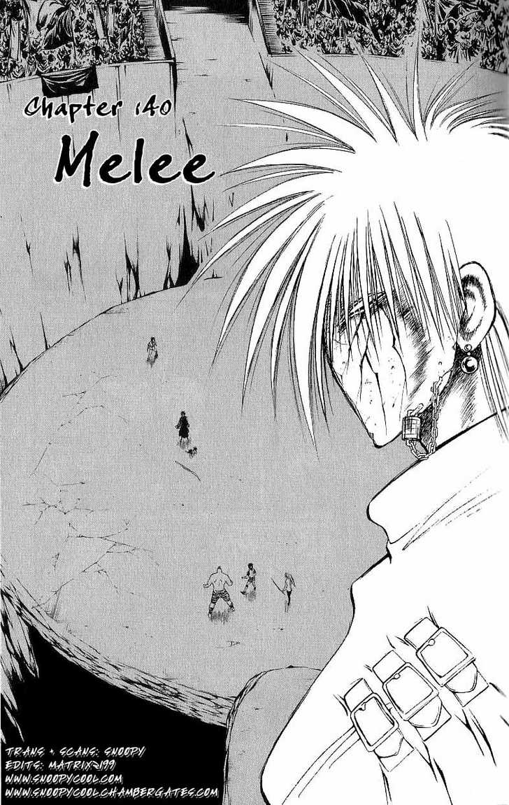 Flame of Recca 140 Page 1