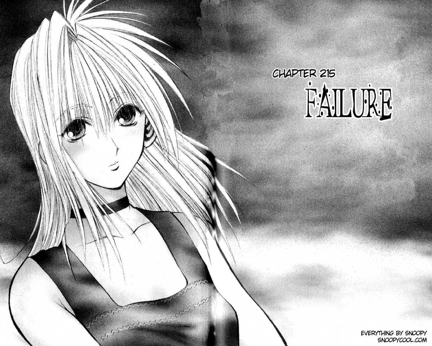Flame of Recca 215 Page 2