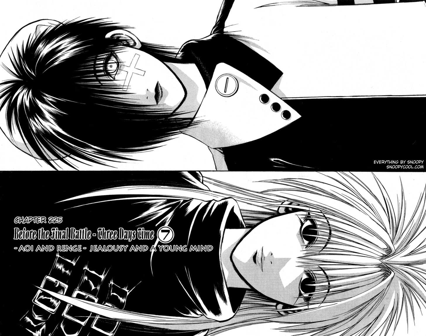 Flame of Recca 225 Page 2