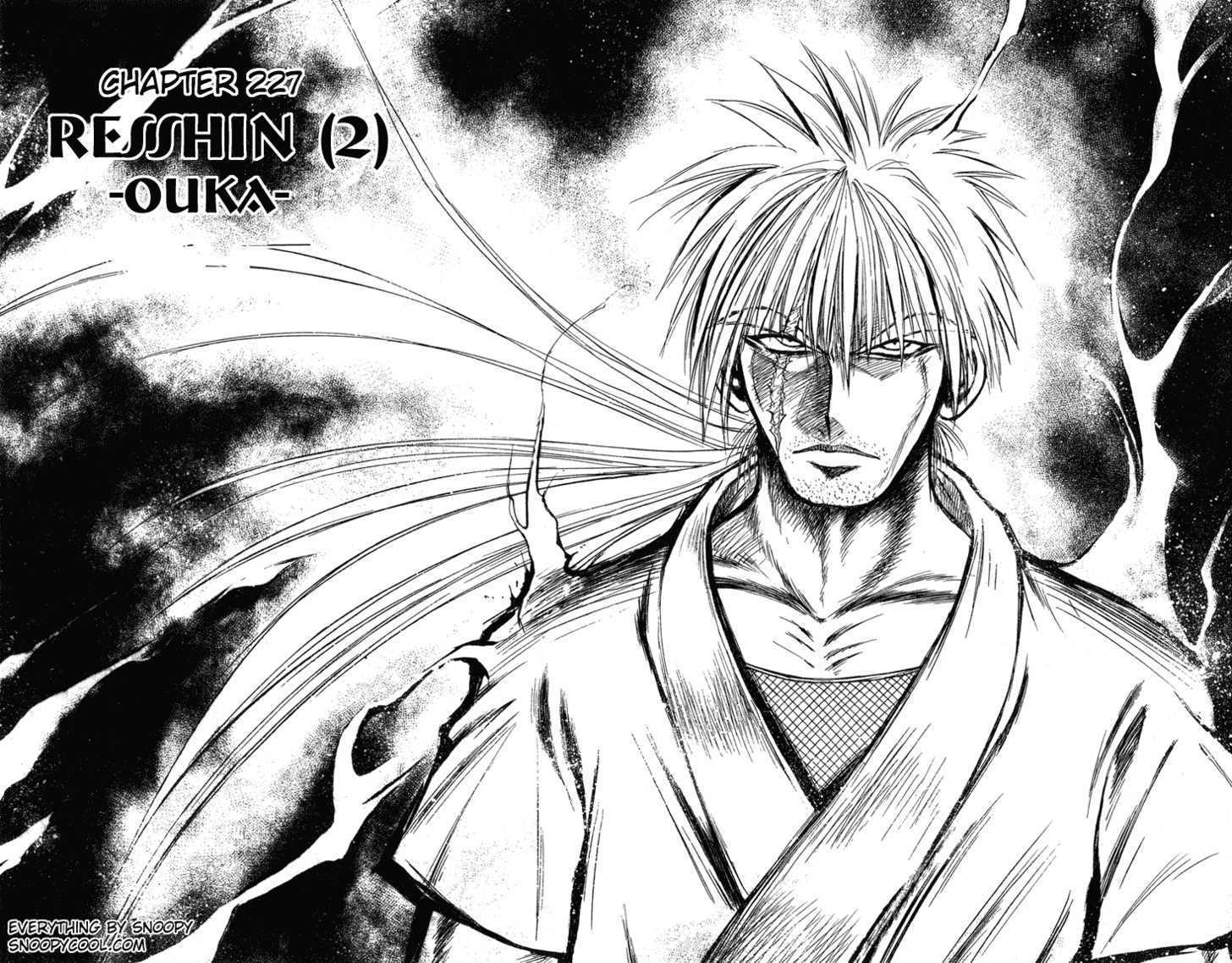 Flame of Recca 227 Page 2