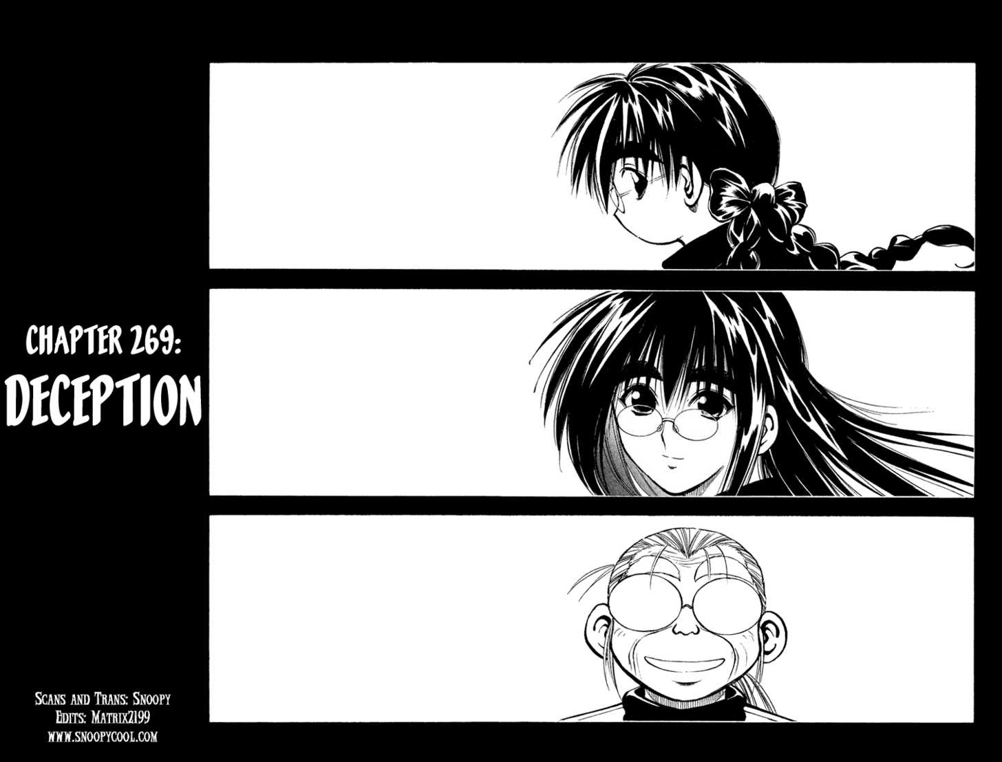 Flame of Recca 269 Page 2