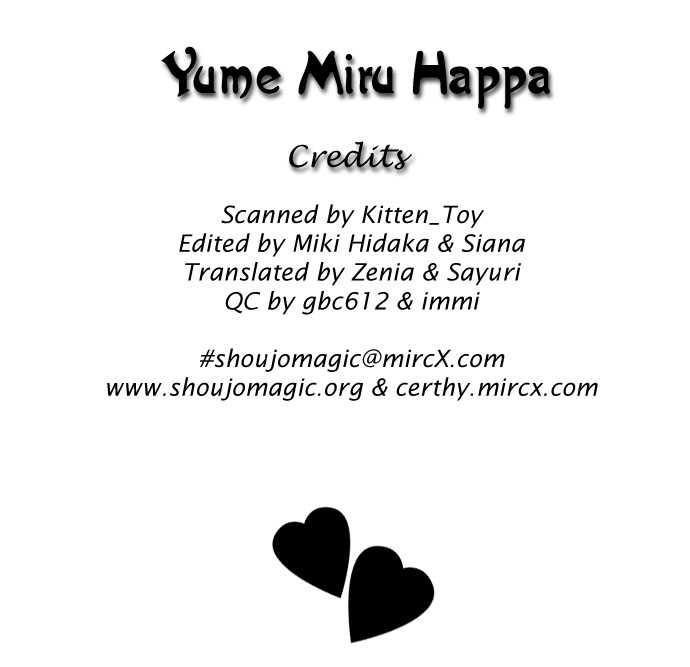 Yume Miru Happa 5 Page 1