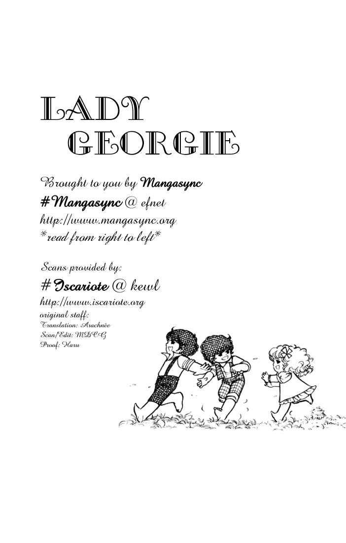 Lady Georgie 1 Page 1
