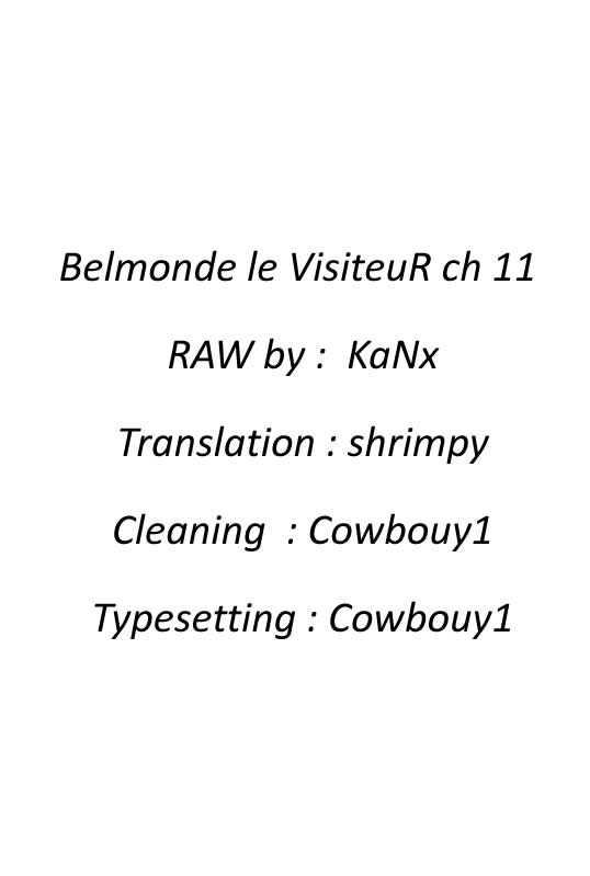 Belmonde le VisiteuR 11 Page 1