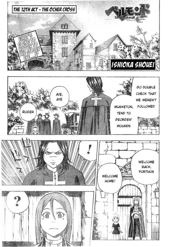 Belmonde le VisiteuR 12 Page 1