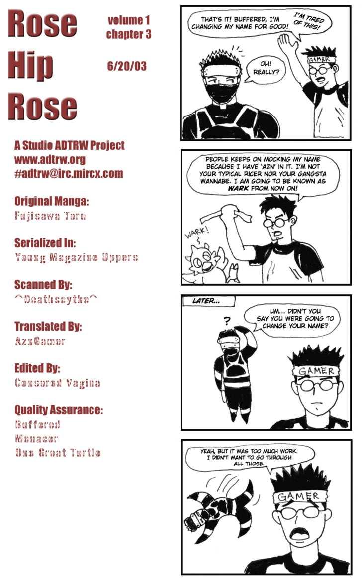 Rose Hip Rose 3 Page 1