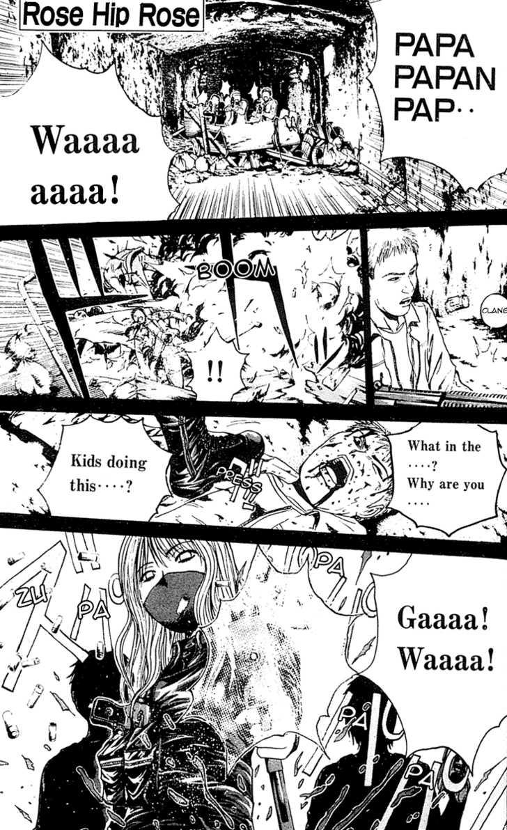 Rose Hip Rose 5 Page 1