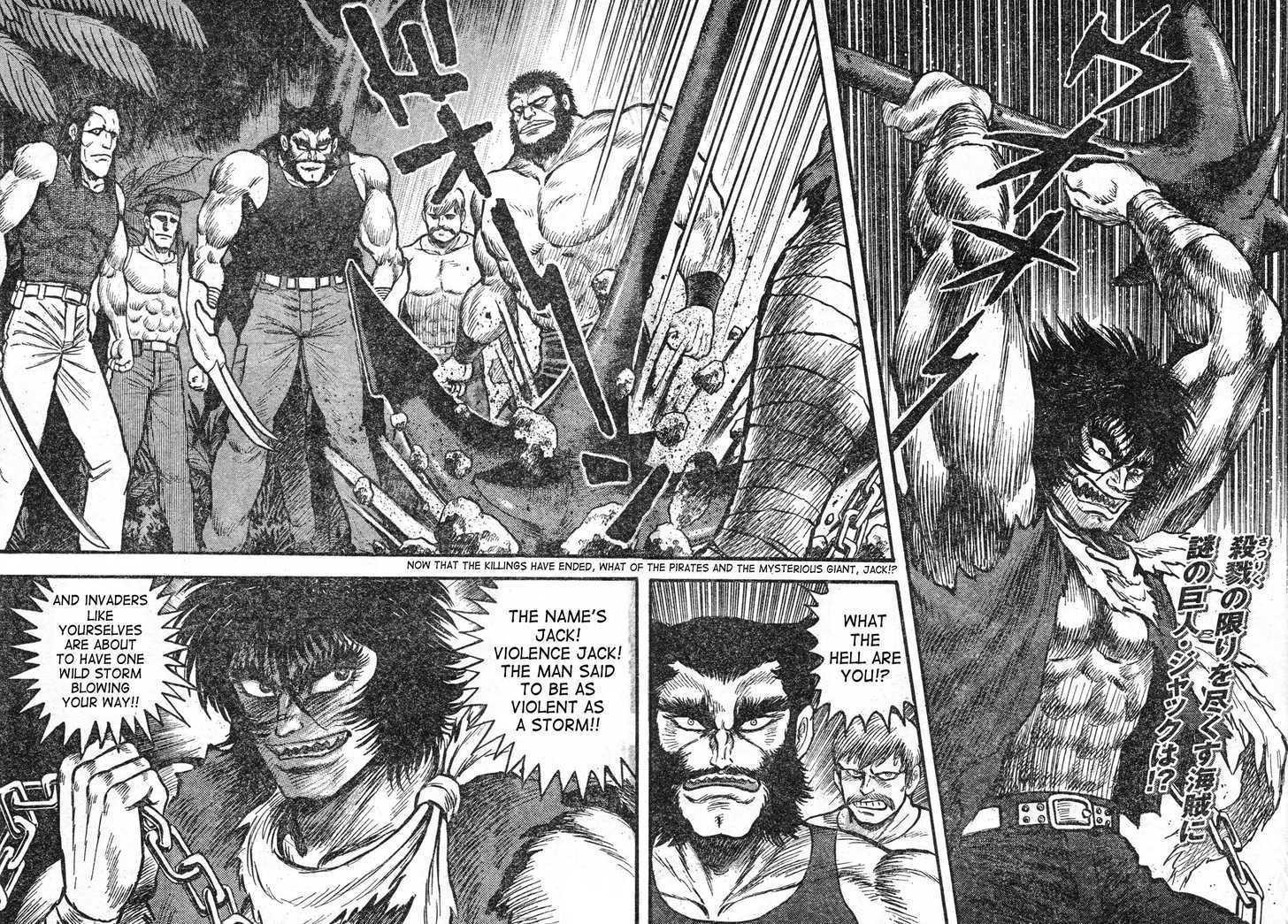 Violence Jack - Demons in a War-Torn Land 2 Page 2