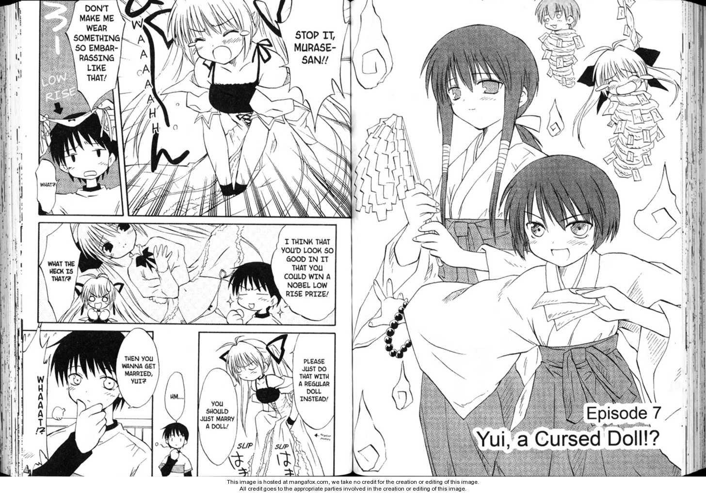 Koharubiyori 7 Page 2