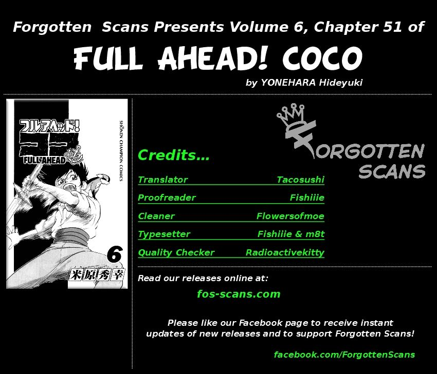Full Ahead! Coco 51 Page 1