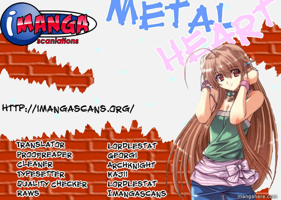 Metal Heart 33 Page 1