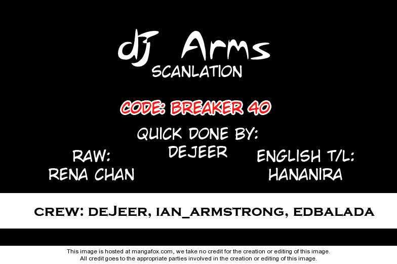 Code:Breaker 40 Page 1