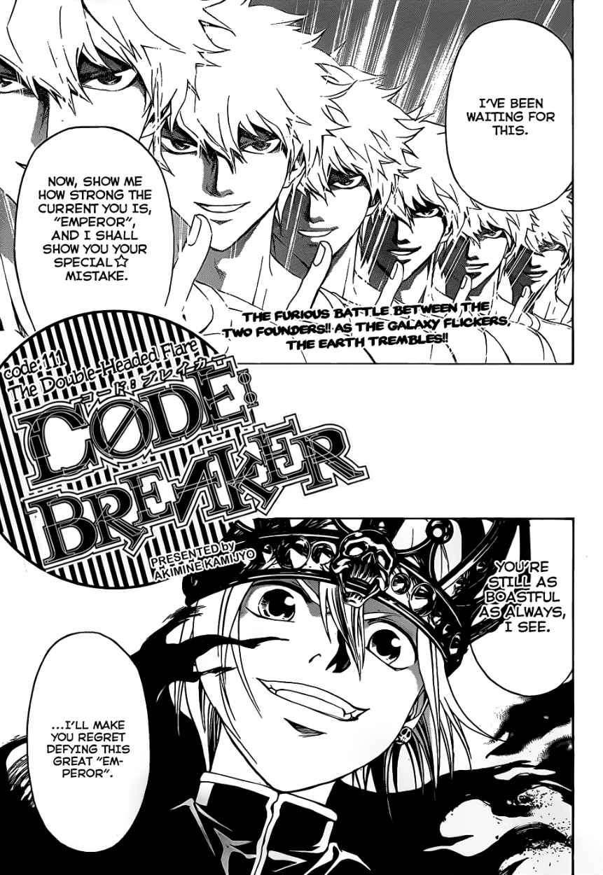 Code:Breaker 111 Page 2