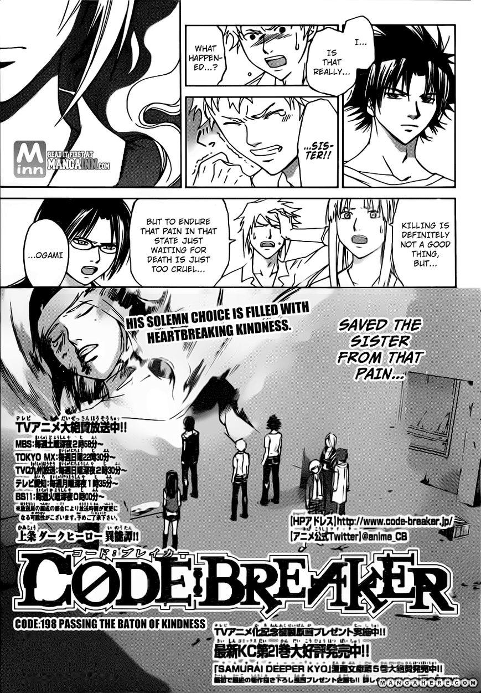 Code:Breaker 198 Page 1