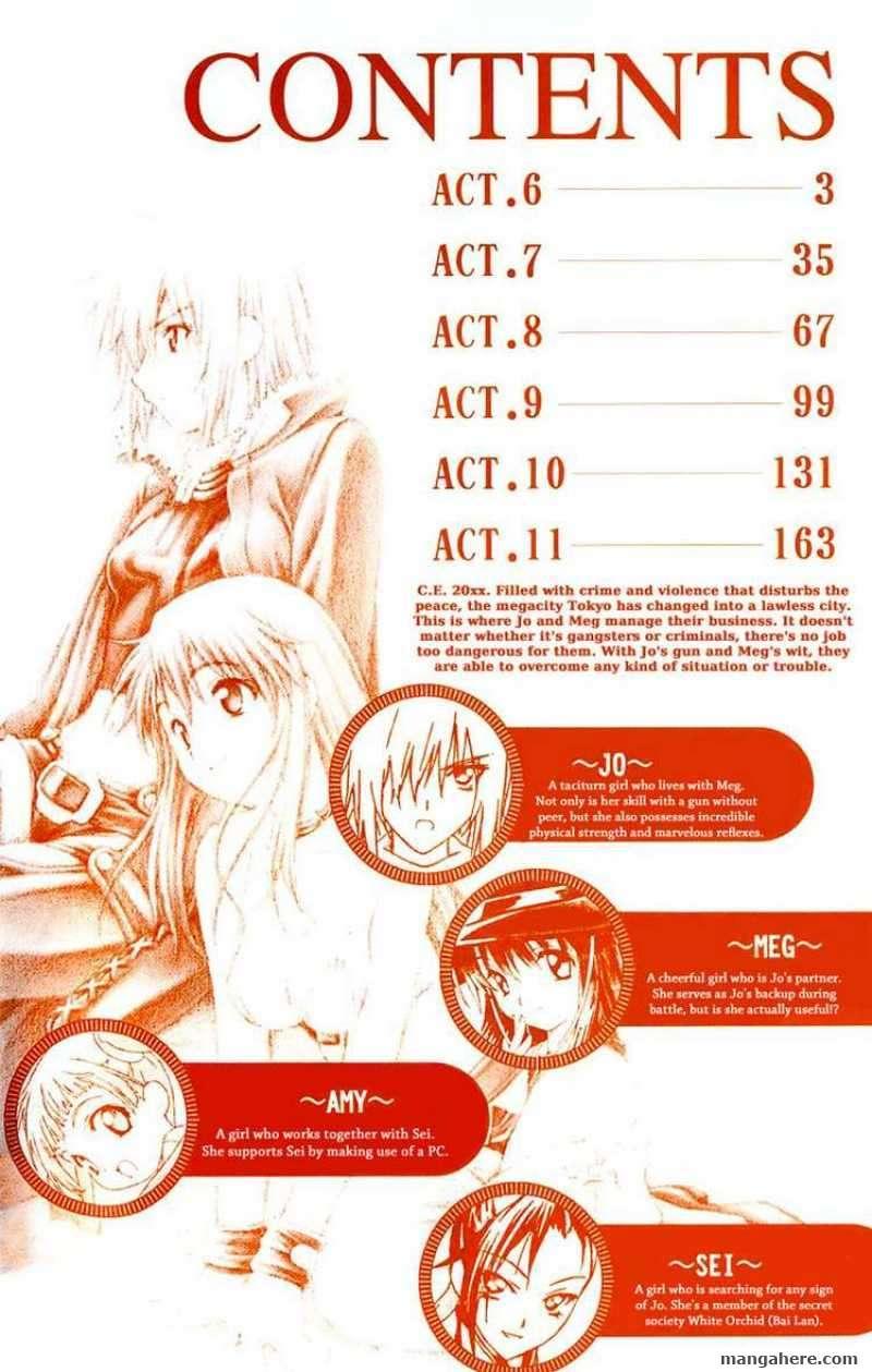 Bakuretsu Tenshi 6 Page 3