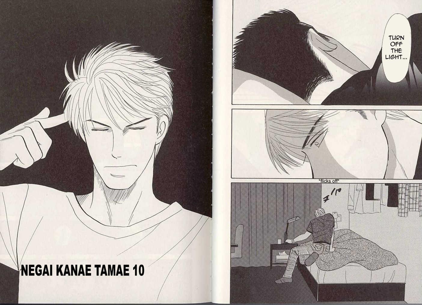 Negai Kanae Tamae 10 Page 2