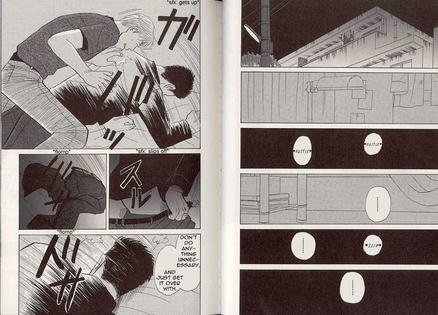 Negai Kanae Tamae 10 Page 3