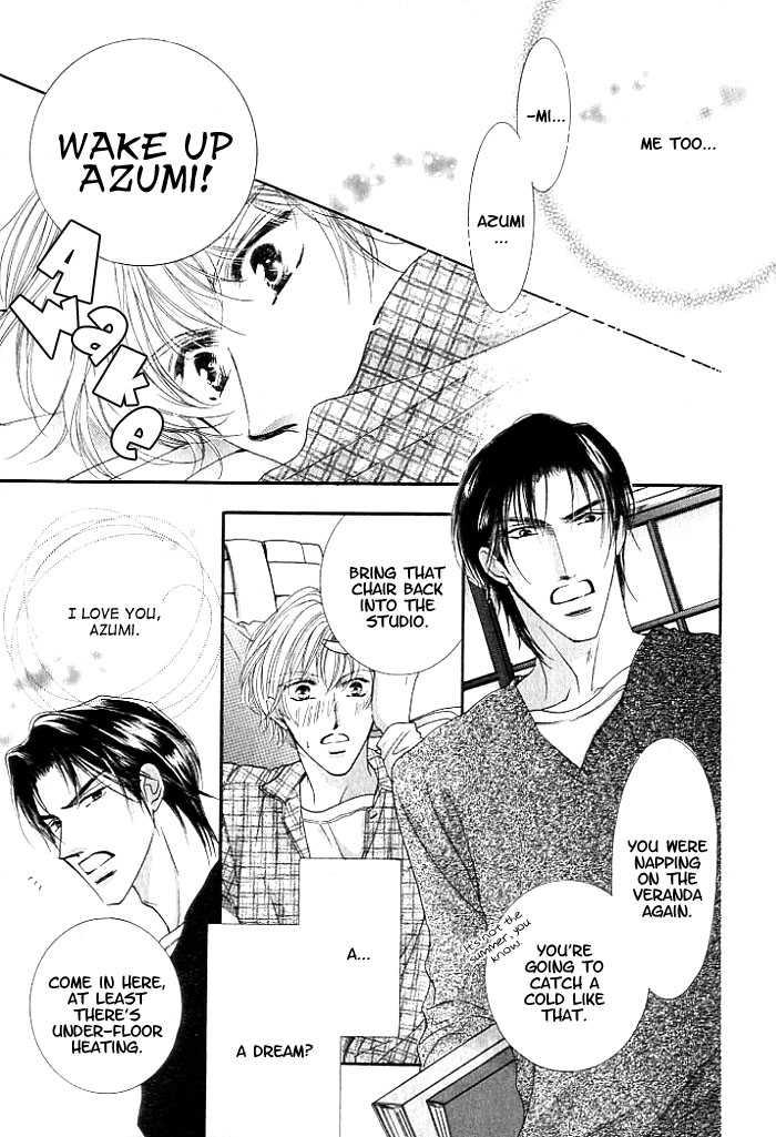 Anata no Tonari ni Suwarasete 2 Page 3