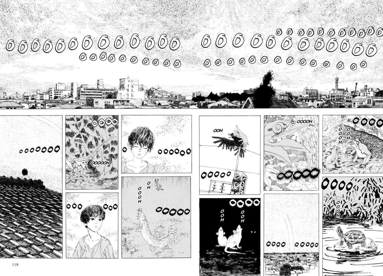 Hanashippanashi 11 Page 1
