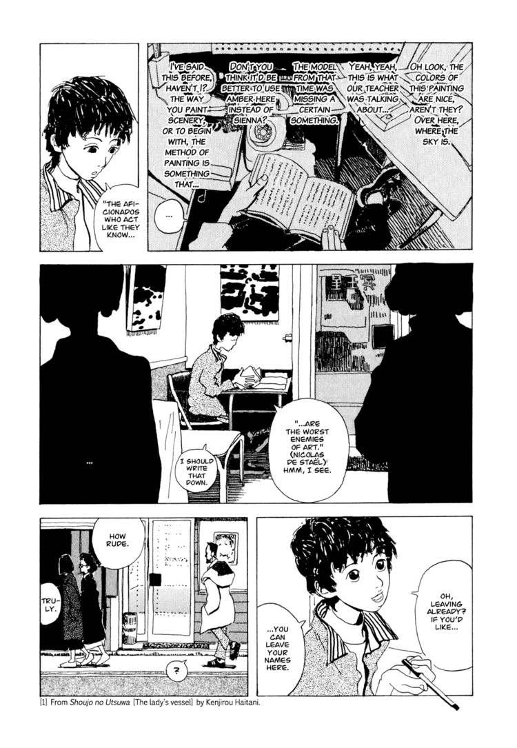 Hanashippanashi 16 Page 3