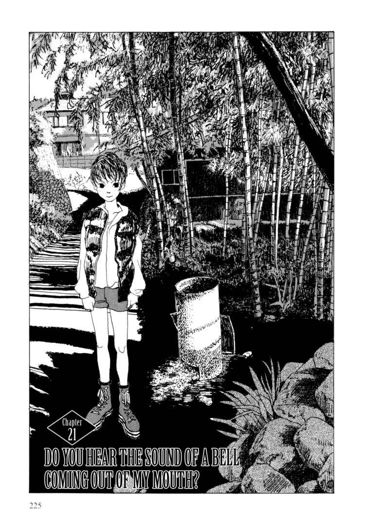 Hanashippanashi 21 Page 1