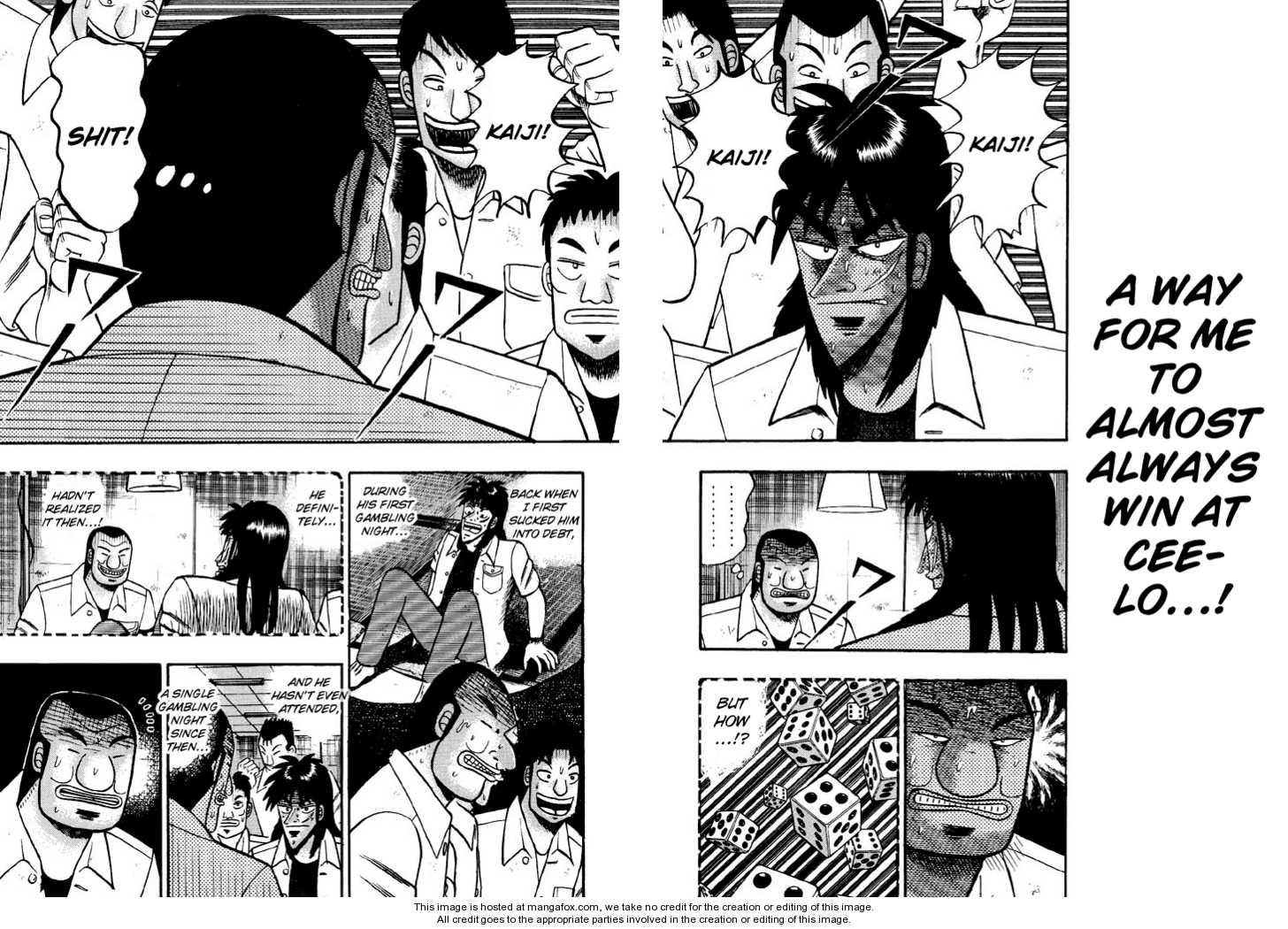 Kaiji 36 Page 2