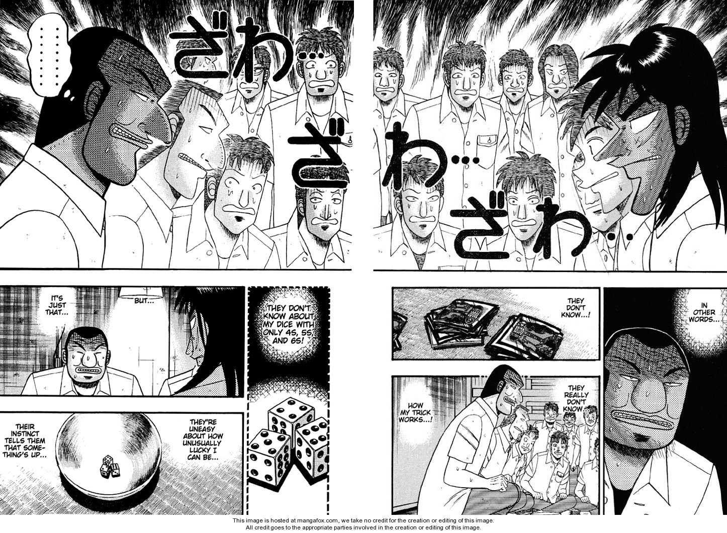 Kaiji 38 Page 2