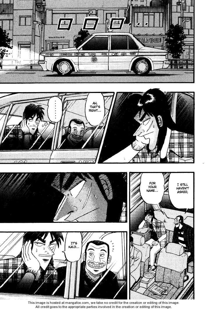 Kaiji 52 Page 1