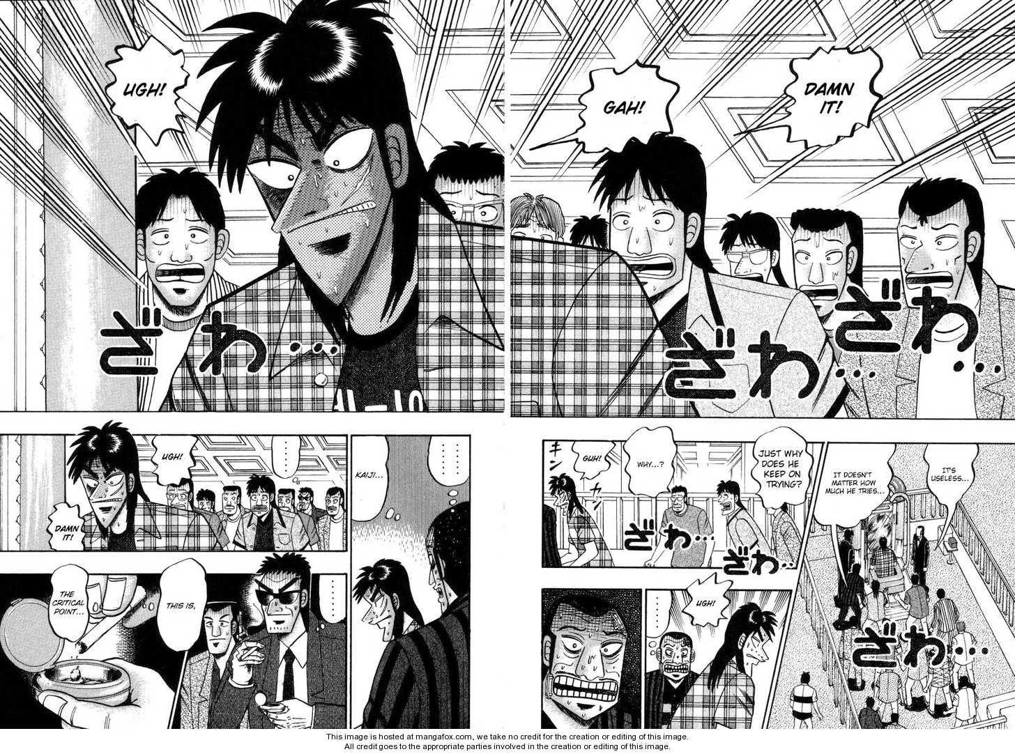 Kaiji 92 Page 2