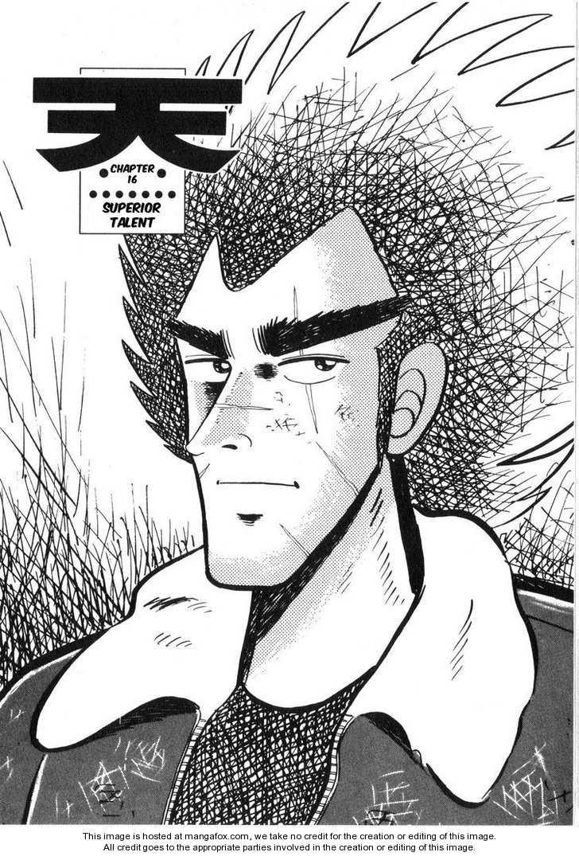 Ten - Tenna Toori no Kaidanji 16 Page 1
