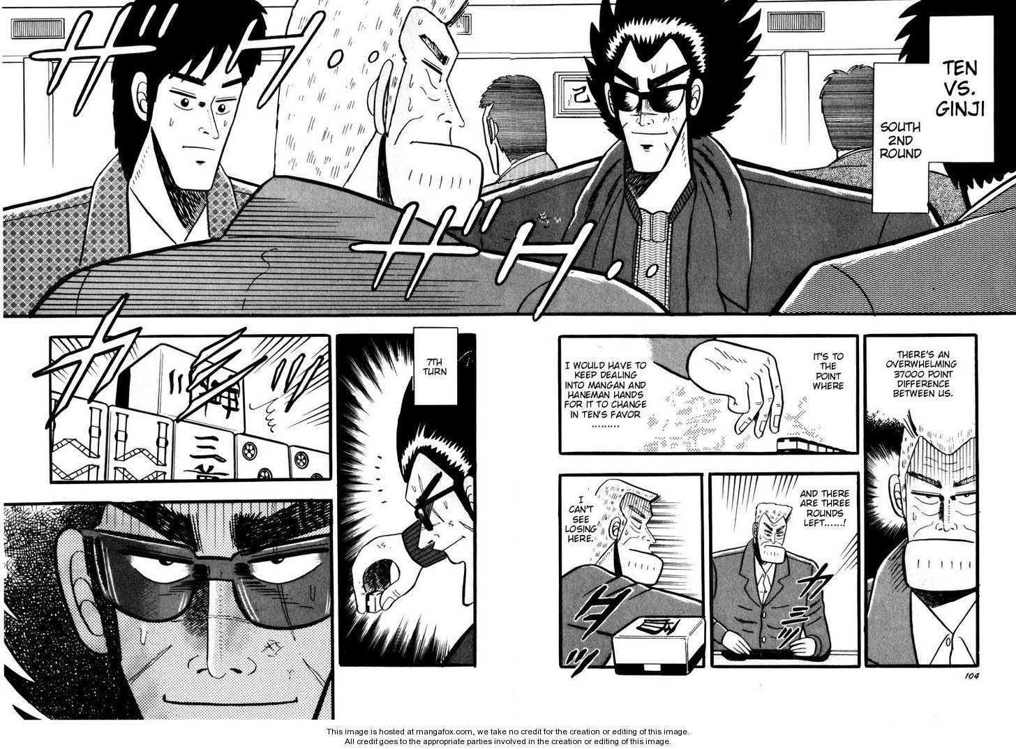 Ten - Tenna Toori no Kaidanji 34 Page 2