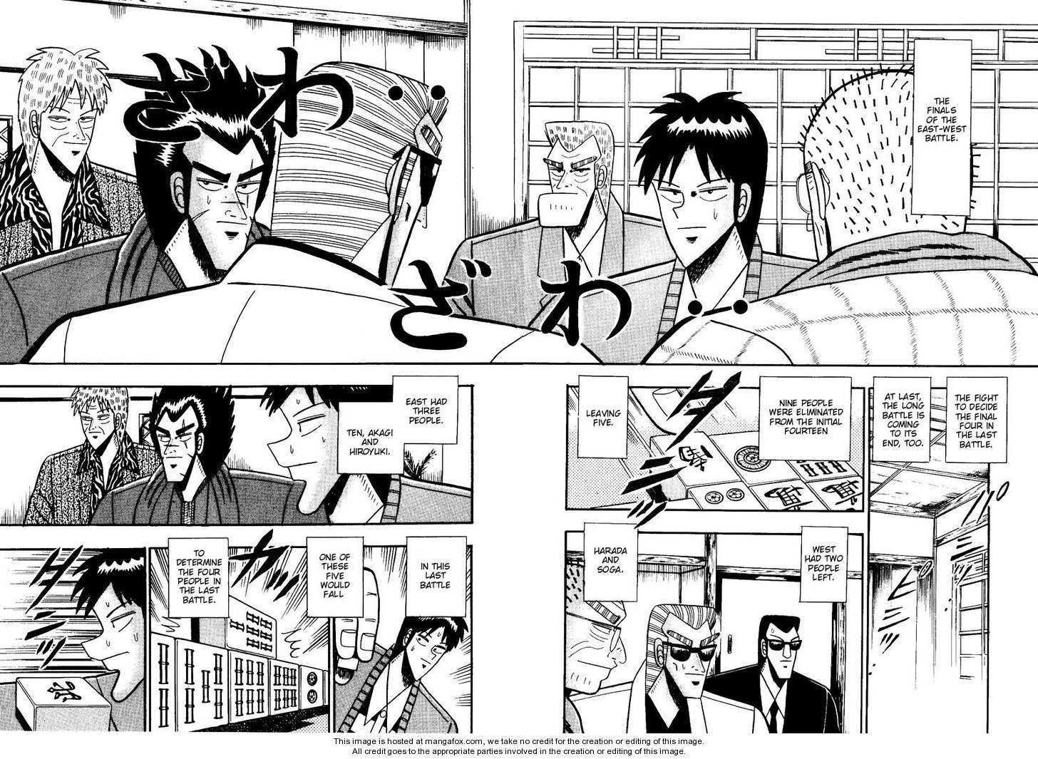 Ten - Tenna Toori no Kaidanji 74 Page 2