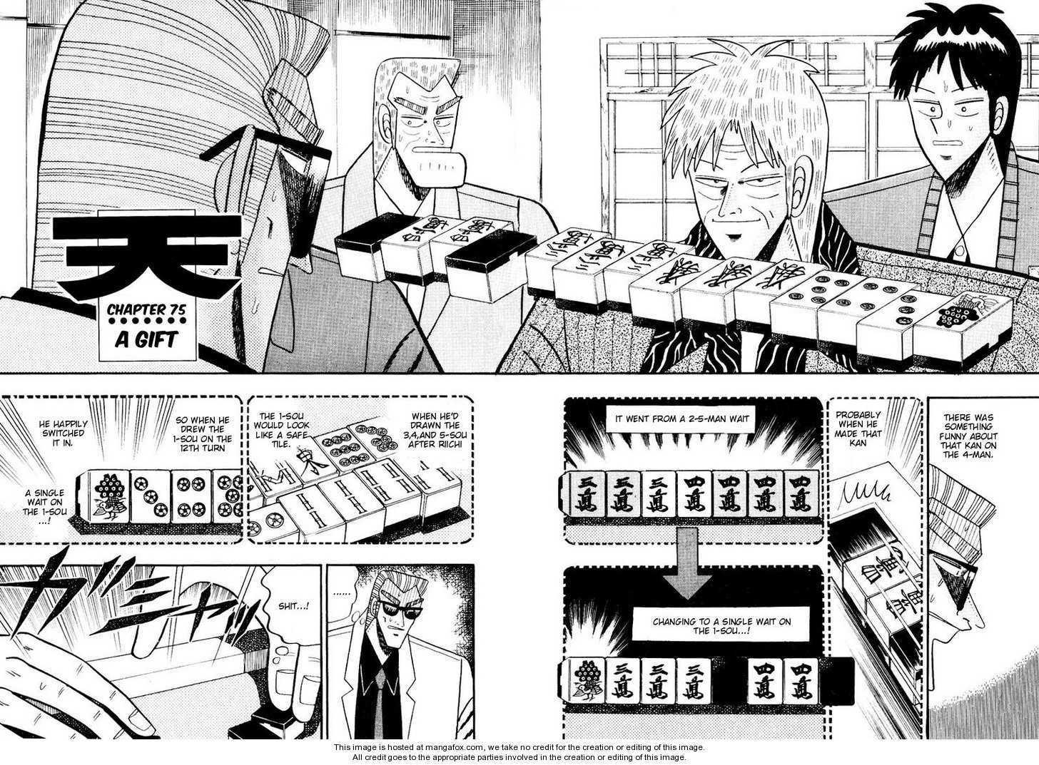 Ten - Tenna Toori no Kaidanji 75 Page 2