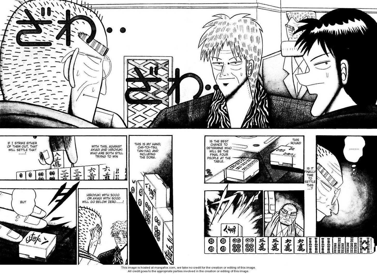 Ten - Tenna Toori no Kaidanji 77 Page 2